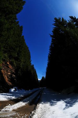 carbanado (snow) ride 5-1-2011