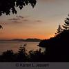 Chuckanut Sunset