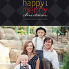 Happy and Merry Christmas 5 Front
