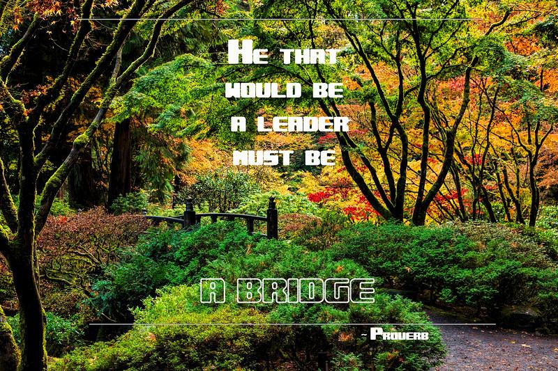 The Bridge (with text)