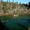 CUTTERHEAD DREDGING (TIMELAPSE)<br /> Iron Mountain Mine Sediment Removal Remedial Action<br /> Keswick Reservoir, Redding, California, 2010