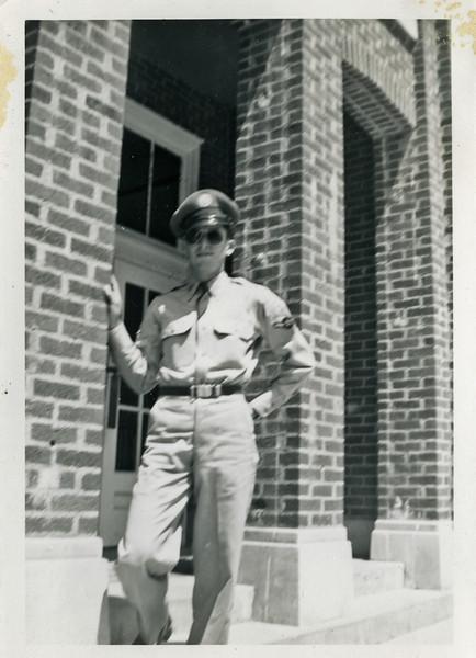 Student at John Tarleton State College, Texas