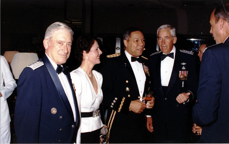 34_With CJCS Powell and Gen Chain at Chain's Retirement