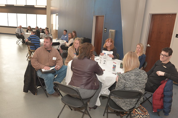 Career Services - Speed Networking Event