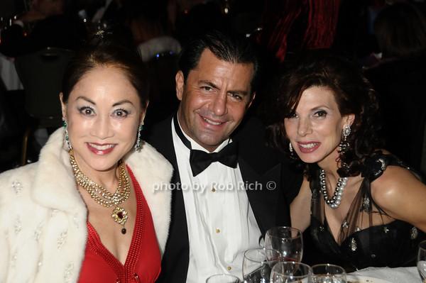 Lucia Hwong Gordon, Brian Heir, Susan Tabak<br /> photo by Rob Rich © 2009 robwayne1@aol.com 516-676-3939