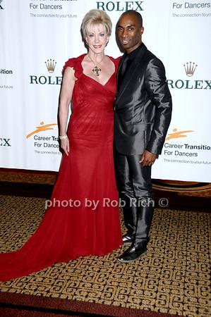Patricia Kennedy, Desmond Richardson<br /> photo by Rob Rich © 2009 robwayne1@aol.com 516-676-3939
