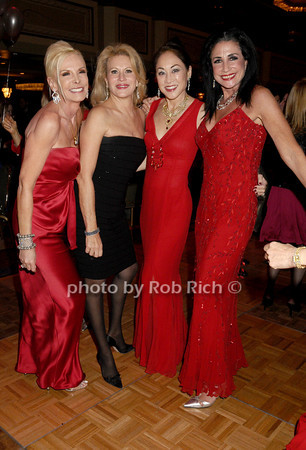 Michele Herbert, Louise Kornfeld, Lucia Hwong Gordon, Donna Soloway<br /> photo by Rob Rich © 2009 robwayne1@aol.com 516-676-3939