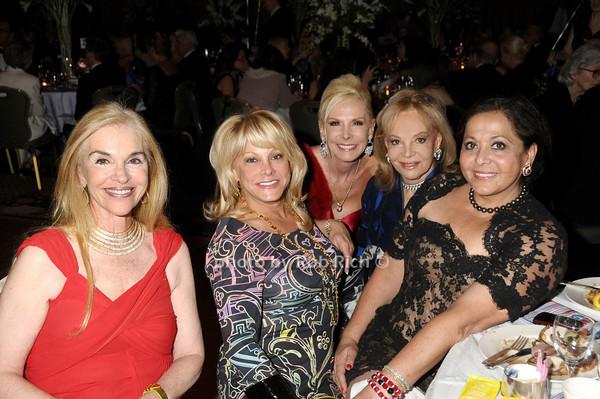 Helene Kaplan, Iris Schwartz, Michele Herbert, Vivian Serota, Nurit Haase<br /> photo by Rob Rich © 2009 robwayne1@aol.com 516-676-3939