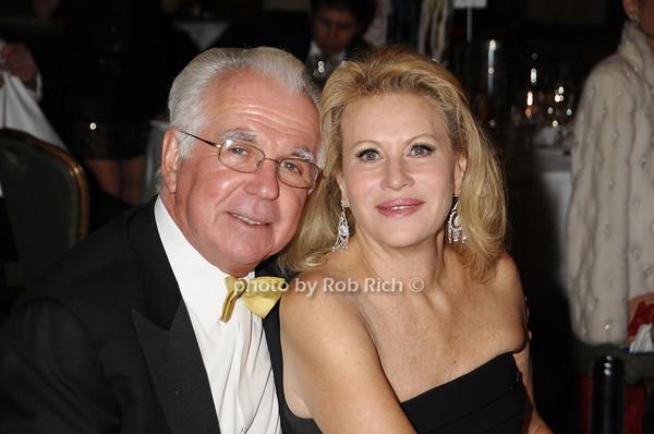 Stephen Kornfeld, Louise Kornfeld<br /> photo by Rob Rich © 2009 robwayne1@aol.com 516-676-3939