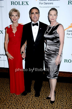 Anka Palitz, Allen Brill, Lisa Niemi Swayze<br /> photo by Rob Rich © 2009 robwayne1@aol.com 516-676-3939