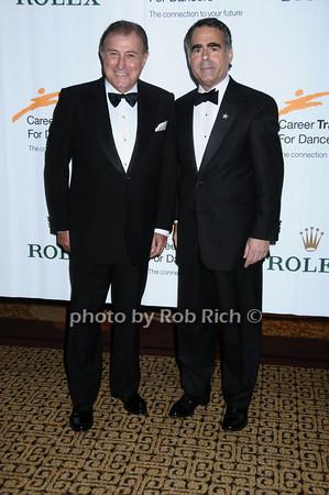 Larry Herbert, Allen Brill<br /> photo by Rob Rich © 2009 robwayne1@aol.com 516-676-3939