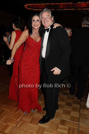 Donna Soloway, Dick Soloway<br /> photo by Rob Rich © 2009 robwayne1@aol.com 516-676-3939