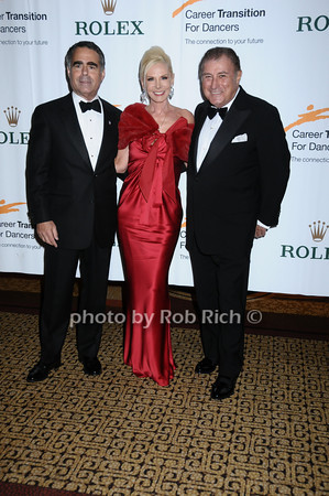 Allen Brill, Michele Herbert, Larry Herbert<br /> photo by Rob Rich © 2009 robwayne1@aol.com 516-676-3939
