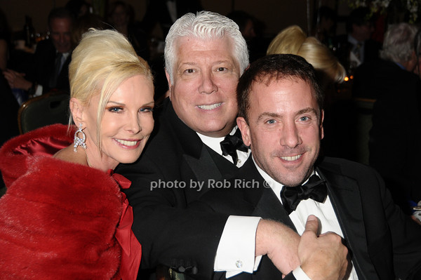 Michele Herbert, Dennis Basso, Michael Cominotto<br /> photo by Rob Rich © 2009 robwayne1@aol.com 516-676-3939