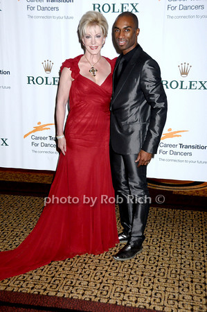 Patricia Kennedy, Desmond Richardson<br /> photo by Rob Rich © 2009 robwayne1@aol.com 516-676-3939
