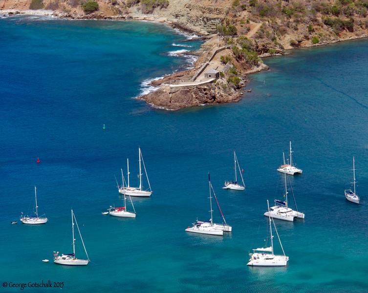 Antigua, Nelson's Harbor