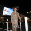 Windy evening in front of jumbotron.  IMG_0103.JPG