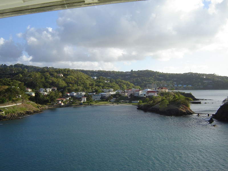 Caribbean Cruise <br /> Sailing out of St. Lucia