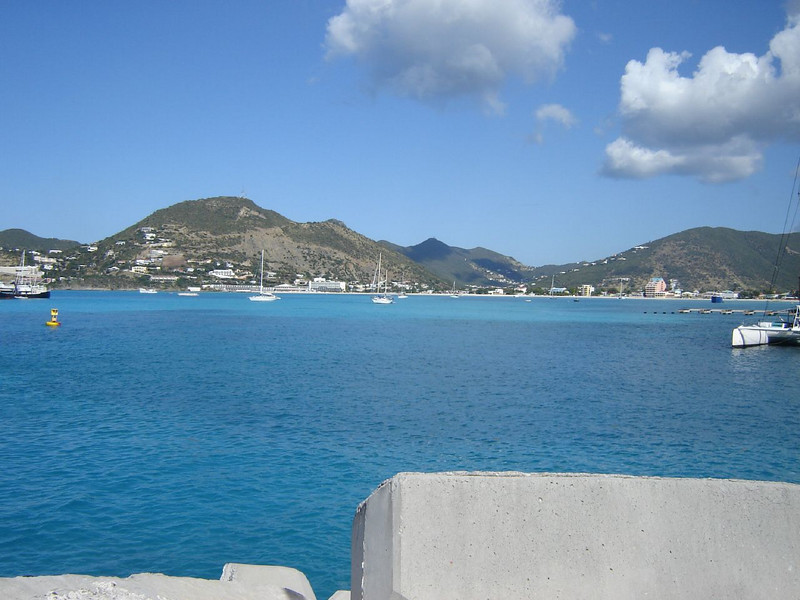 Caribbean Cruise <br /> Phillipsburg Harbour