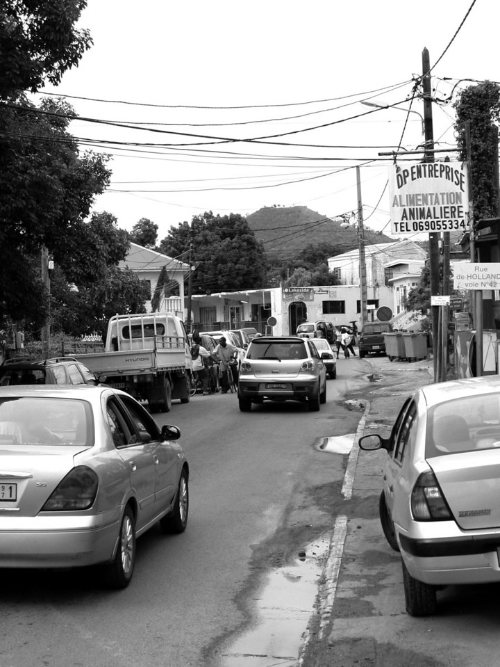 Grand-Case, St. Martin - 2009