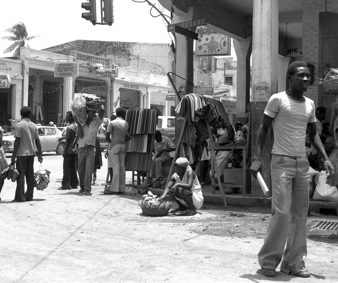 Port au Prince, Haiti - 1979