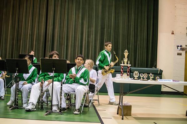 Carl Hanna Band May 2014