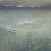 mixed media on canvas, 40cm x 40cm, 2016
