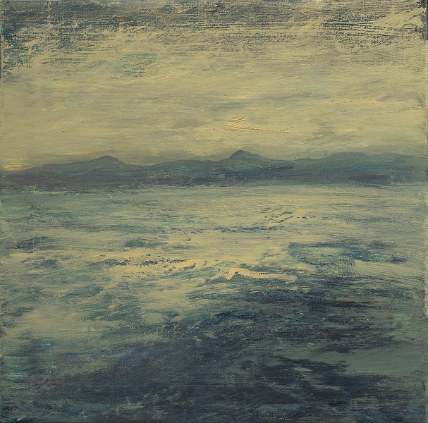 Bay south at full tide