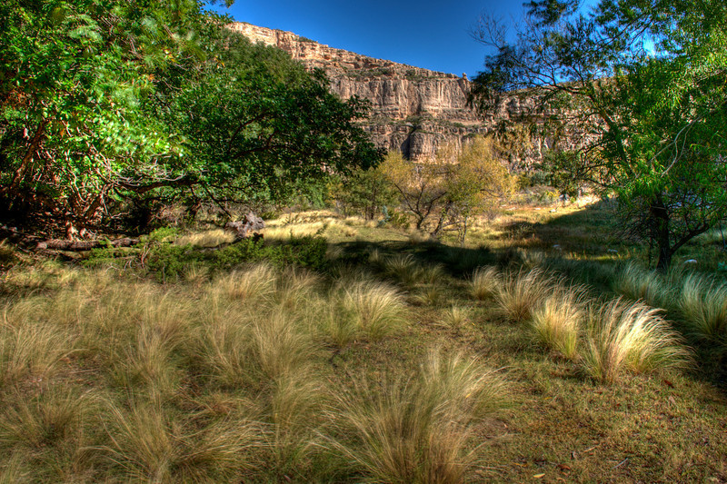 X-Bar Ranch in Guadalupe Mountains