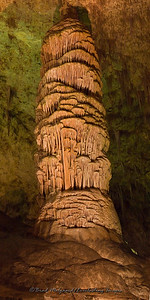 Hall of Giants - Carlsbad Caverns National Park / Carlsbad, New Mexico