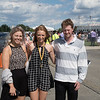 Megan, Carly, Alex