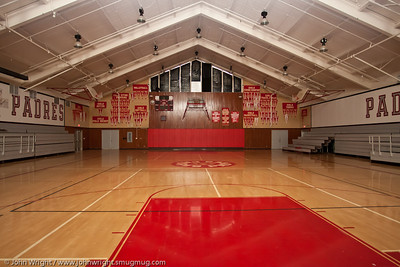 Carmel High Gym