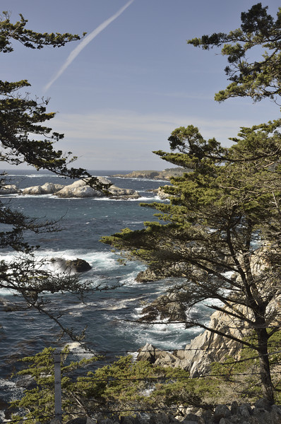 A View From Carmel Highlands