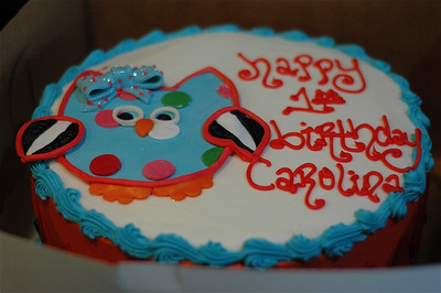 Carolina's First Birthday Party