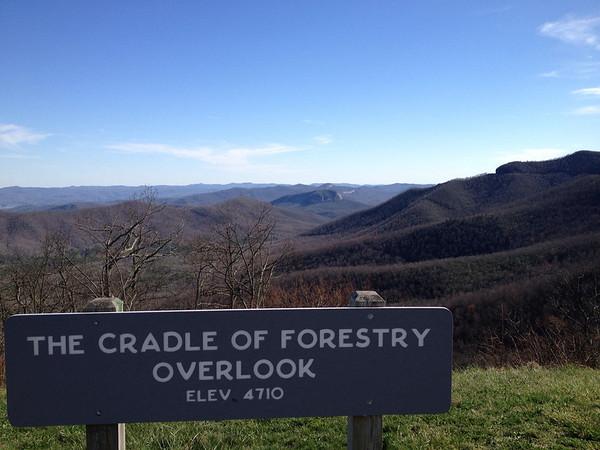 Carolinas trip, April 2013