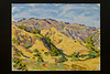 "Canada Larga 2, 30""x 40"", oil on canvas, 2009"