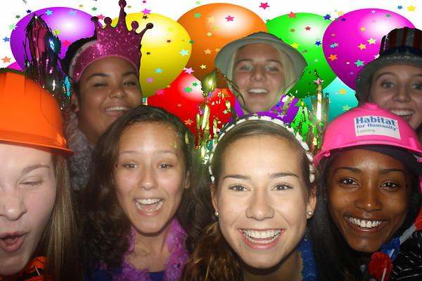 Caroline's B-day party