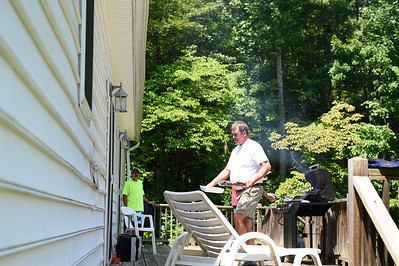 Carol's Family Cookout and Pool Party, August 16, 2015