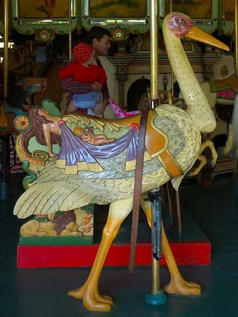 Carousel At Tilden Park