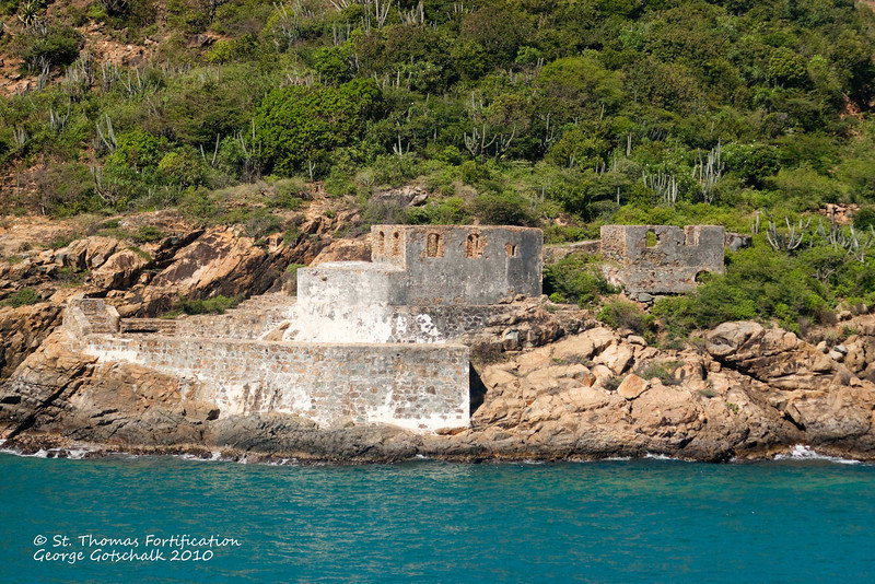Old St. Thomas Fortification
