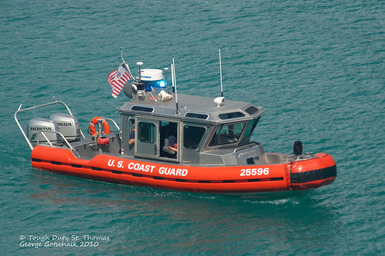 If I am in the Coast Guard, I want this duty at St Thomas.