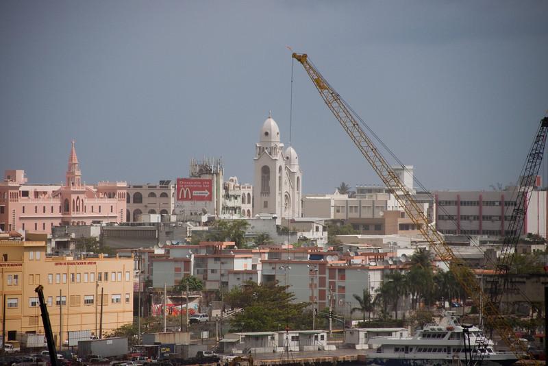 San Juan City view