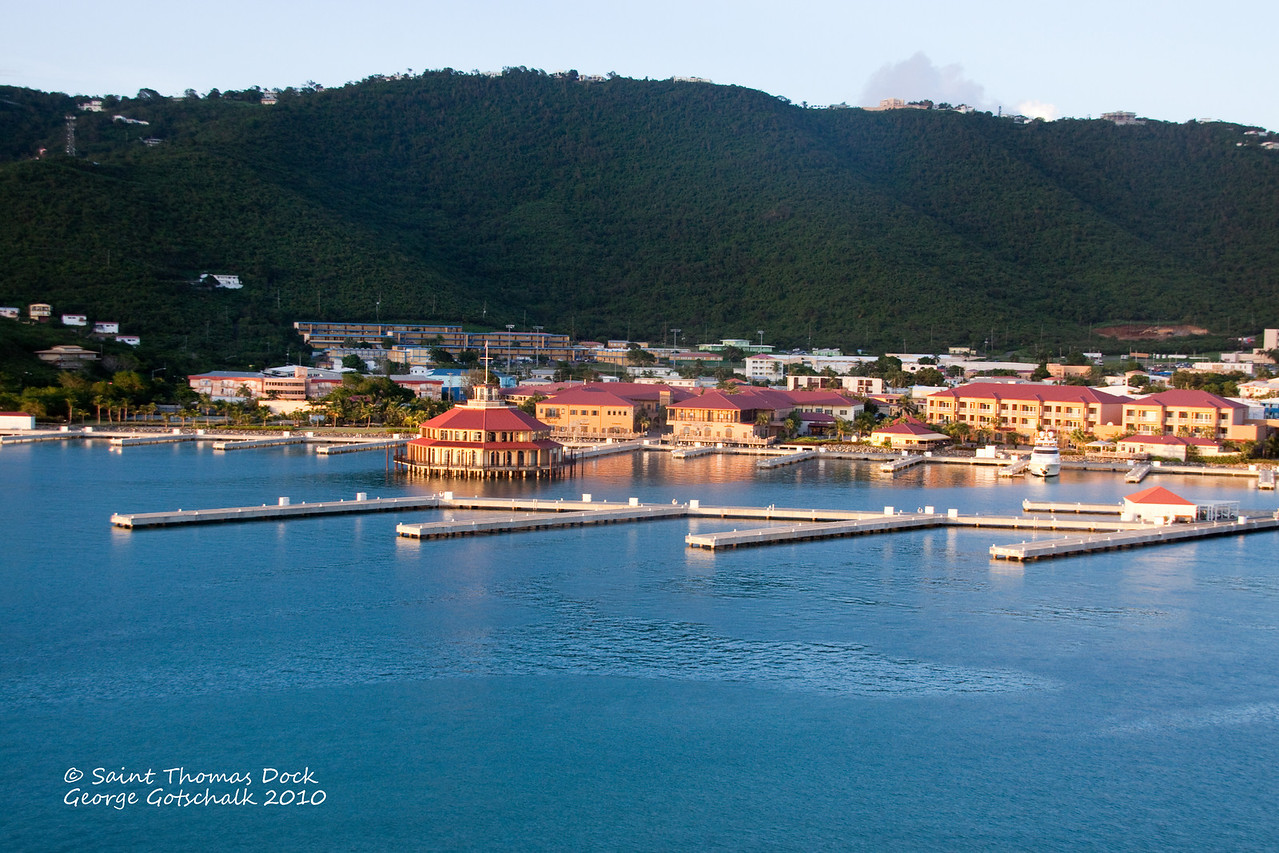 St. Thomas Dock