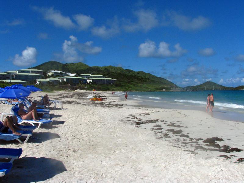 Sensation Beach St. Martin