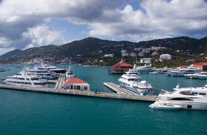 One more time in St. Thomas