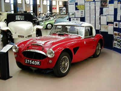 Heritage Motor Museum, Gaydon