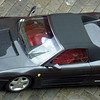 Ferrari F348 spider, black