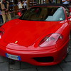 Red Ferrari 360 Spider