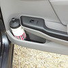 Civic rear cup holder