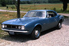 My 1967 Camaro. What a car that was! The first year they were made. Old Blue lasted (with me) well into the 1980s. I think this photo may have ben taken in Ohio where I took delivery. Then I was in Cincinnati working for the US Public Health Service.